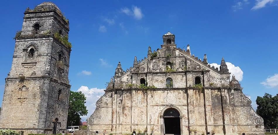 chiesa-di-Paoay-Ilocos-Filippine-costruita-durante-la-dominazione-spagnola