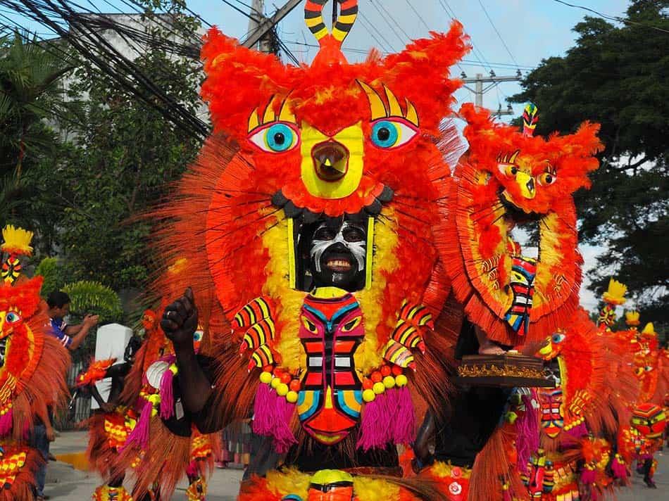 mardigras festival filippine