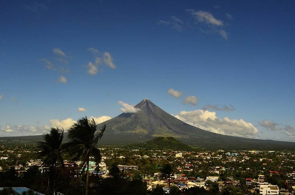 vulcano-Mayon-Filippine