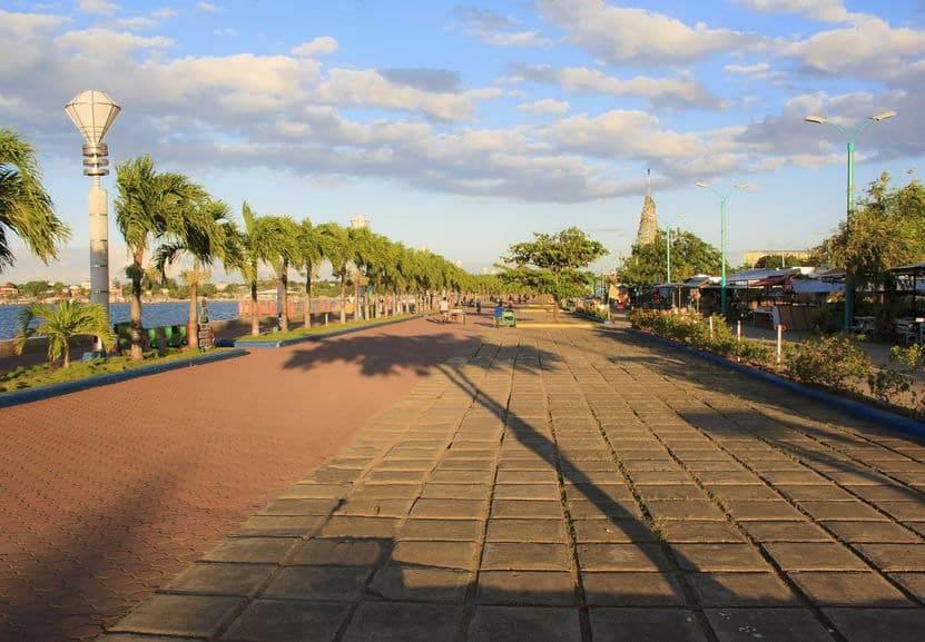 Camminata a Puerto Princesa city