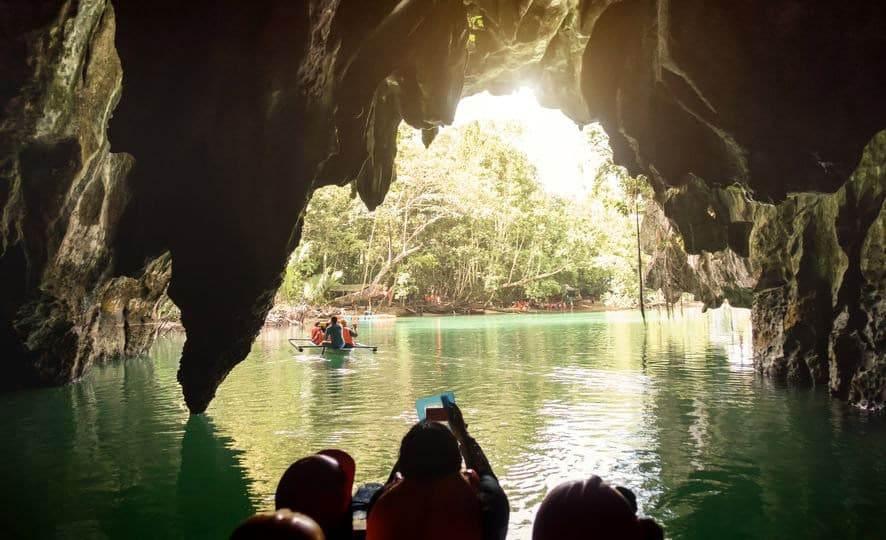 Fiume sotterraneo di Sabang