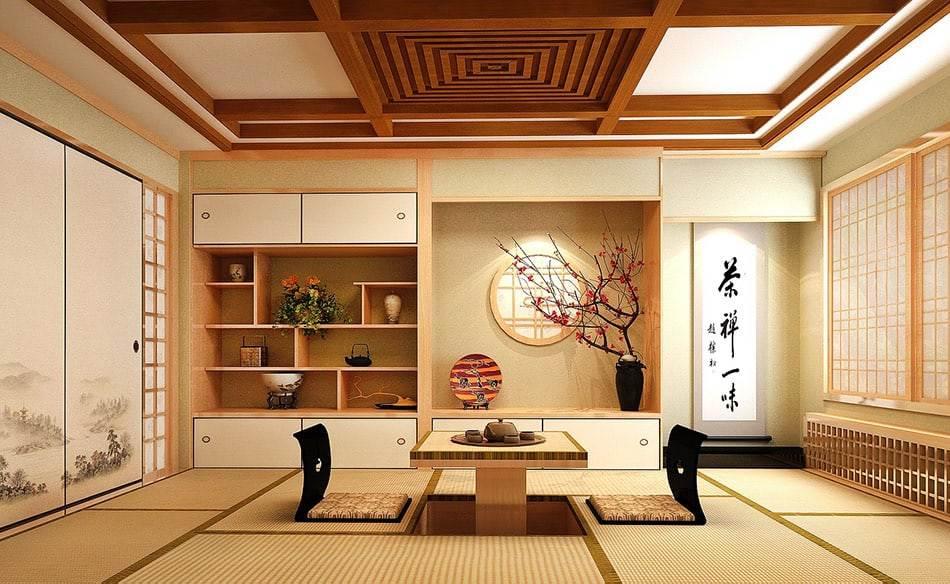 Tatami Classico nella Sala da Pranzo