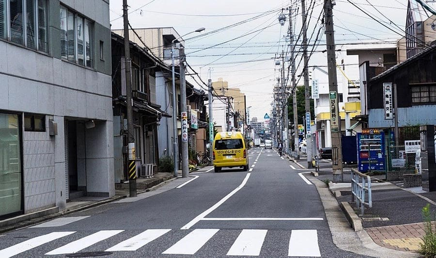strada di tokyo