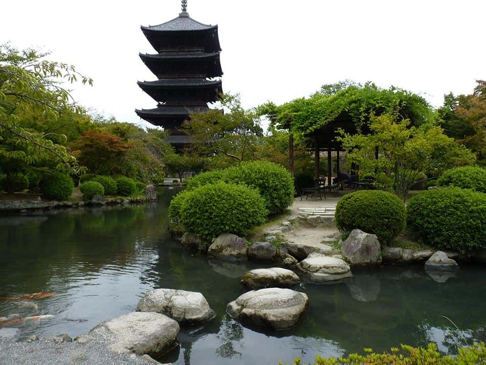 giardini giapponesi del periodo Momoyama