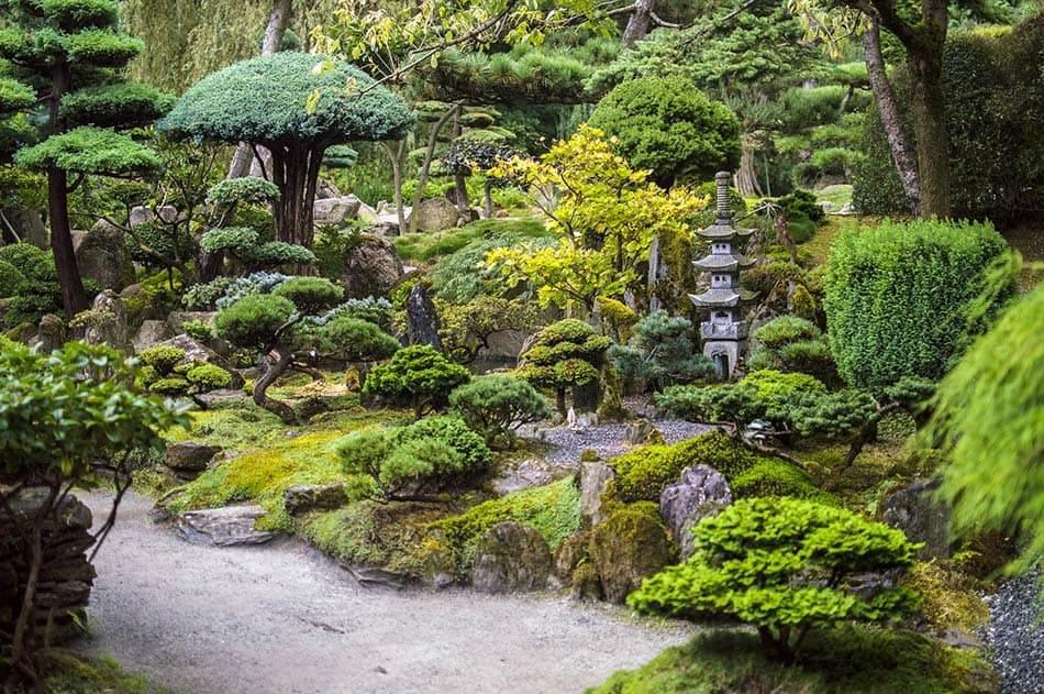 giardini giapponesi nei periodi Kamakura e Muromachi