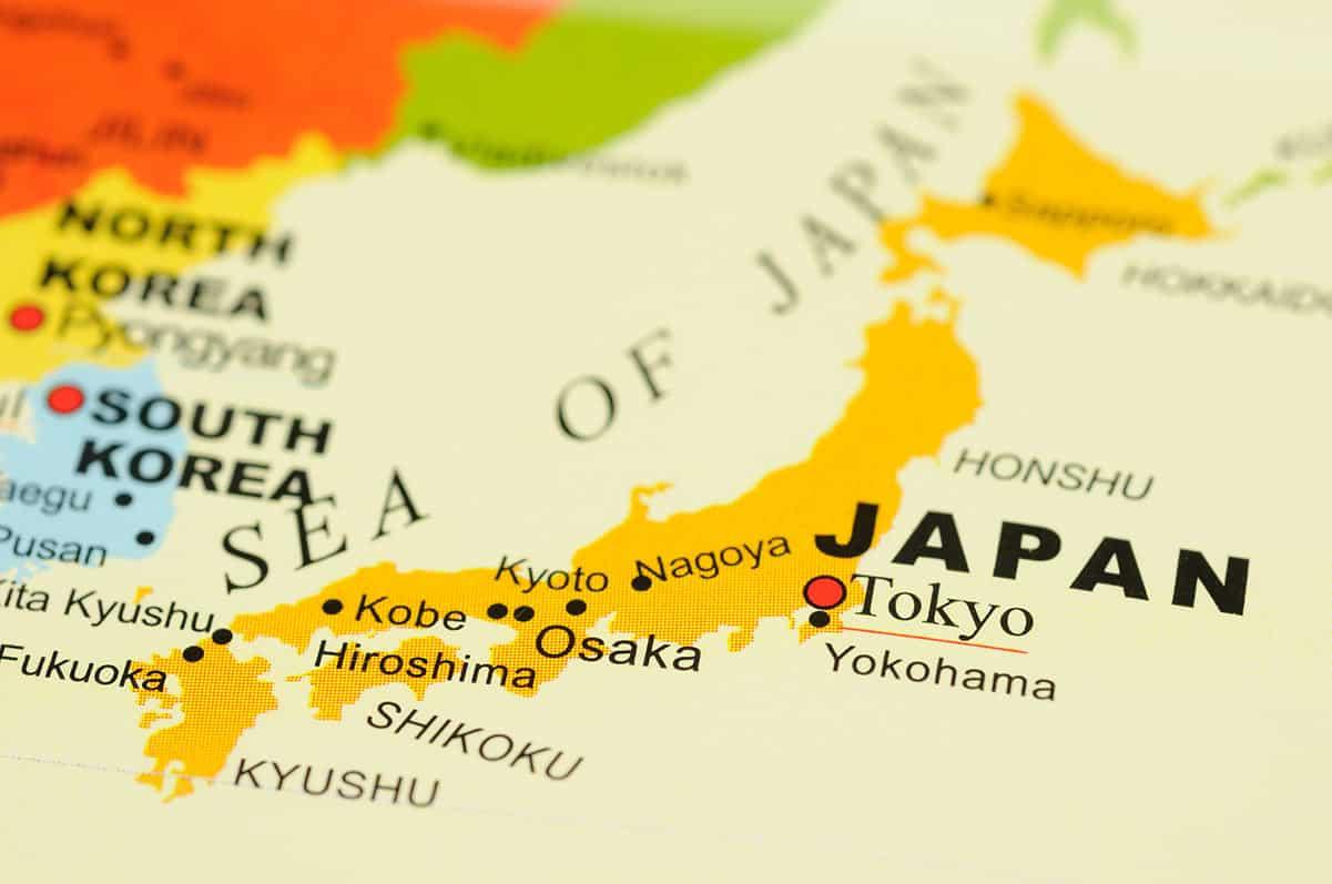 Cartina Del Giappone Politica.Cosa Sono Le Prefetture In Giappone Le Piu Belle E Curiosita