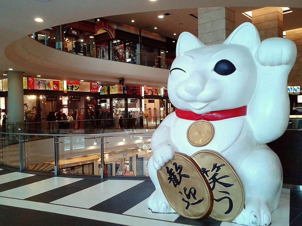Perché i Giapponesi Amano i Gatti? Maneki Neko e Neko Cafè