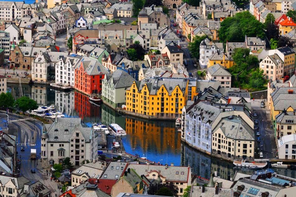 Alesund, Norvegia-2