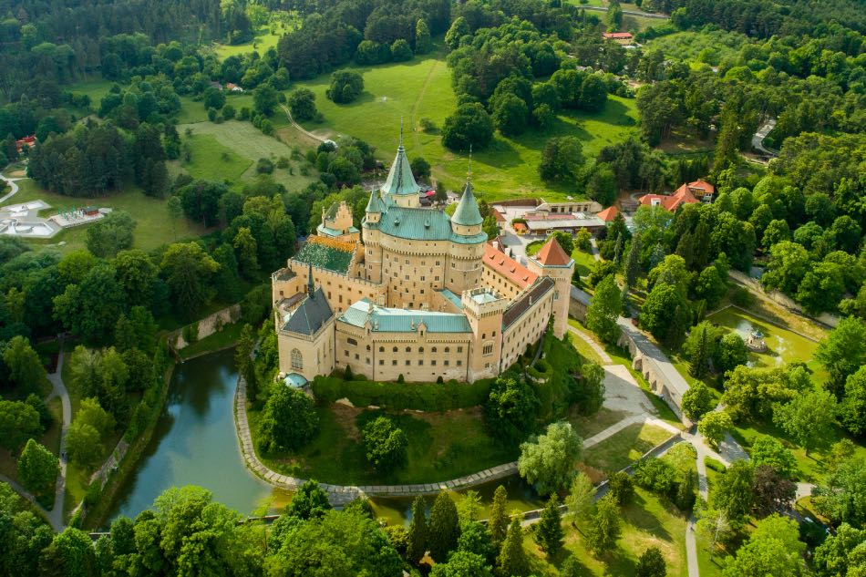 Castello della Slovacchia