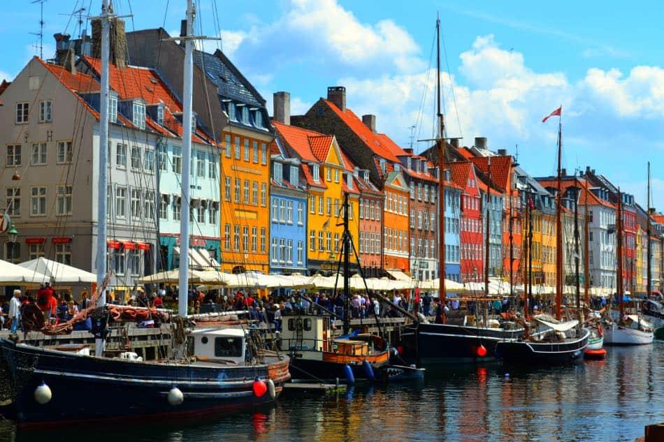 Copenhaghen, Danimarca-2