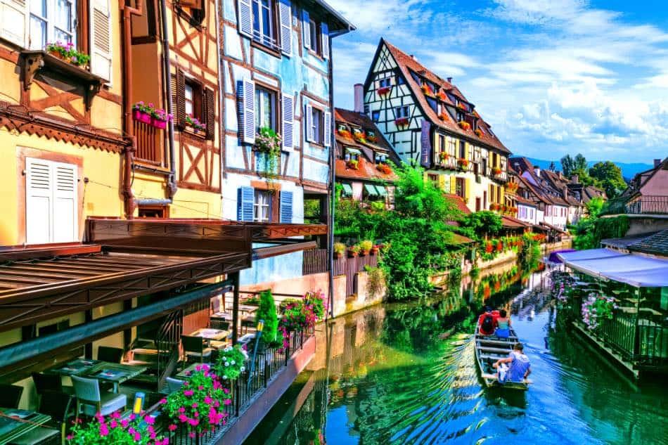 Francia, Colmar, Alsazia