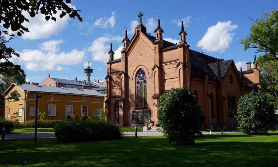 Kirkko Finlaysonin, Tampere Finlandia