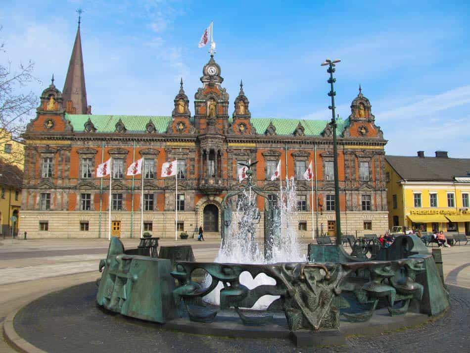 Municipio, Svezia di Malmo