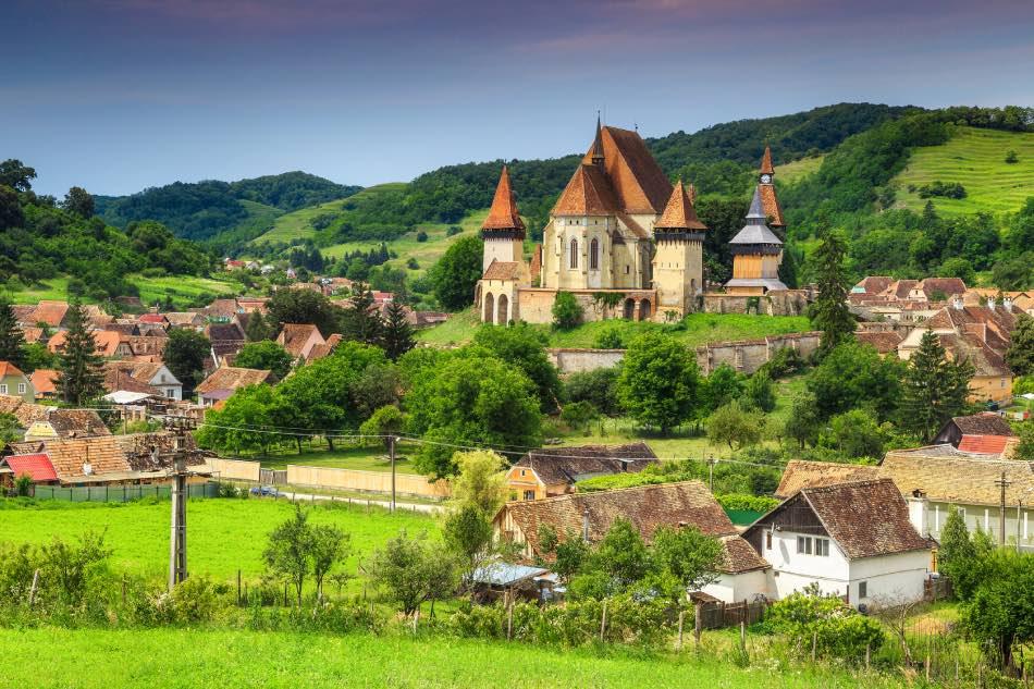 ransylvania-Romania