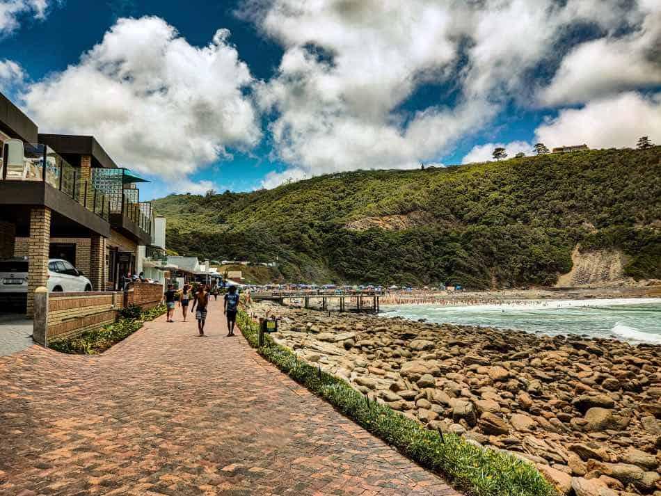 Victoria bay Beach Sud Africa