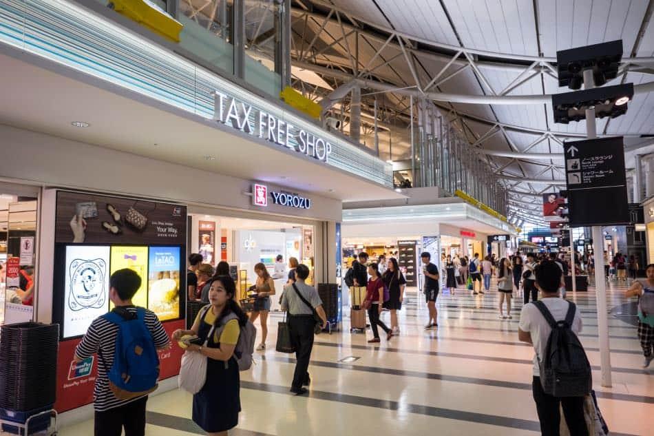 Aeroporto Internazionale di Osaka