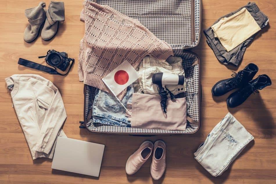 Come Preparare La Valigia Ed Ottimizzare Lo Spazio?