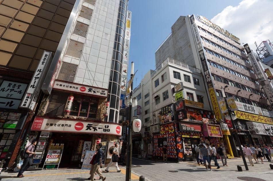 Distretto di Kabuki-Cho, Shinjuku