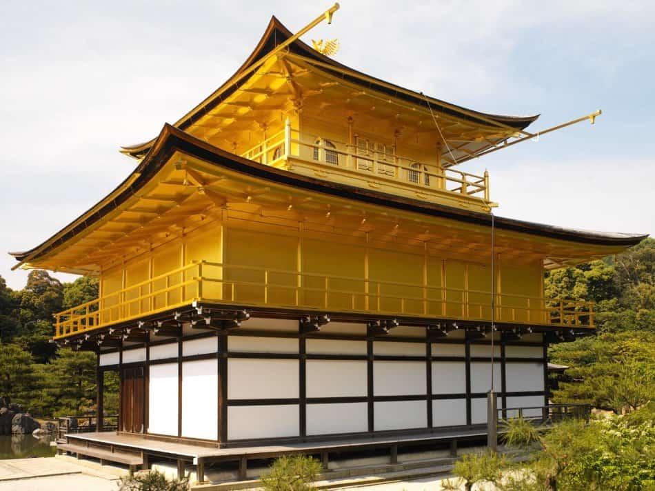 Kinkaku-ji, Padiglione d'oro o Tempio dorato, Kyoto