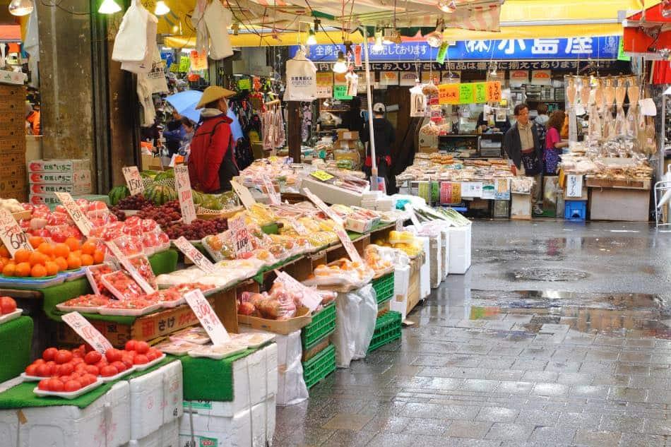 Mercato d ueno