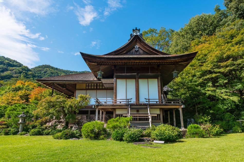 Okochi Sanso Garden Kyoto