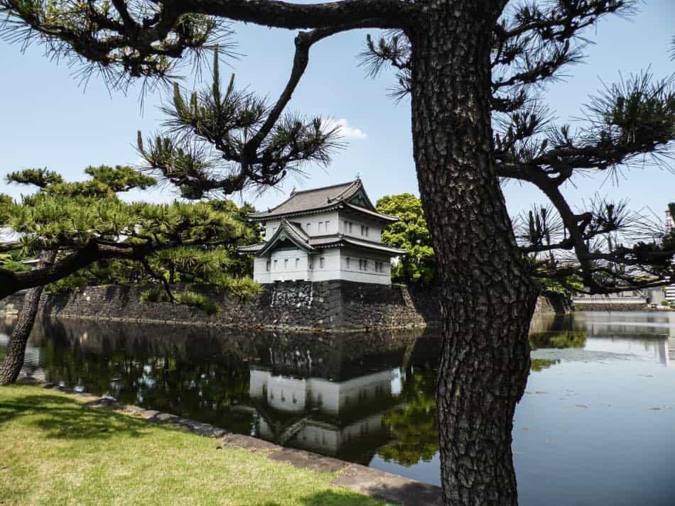 Palazzo imperiale di Tokyo, Chiyoda