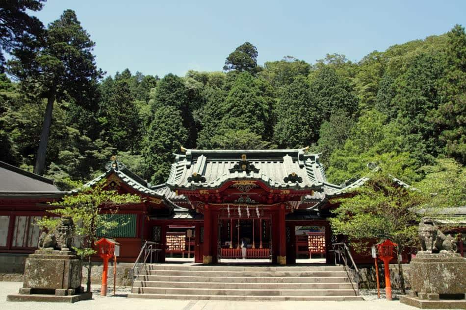 Santuario di Hakone