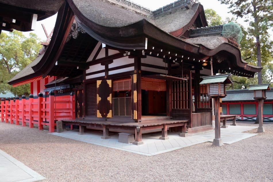 Santuario di Sumiyoshi Taisha