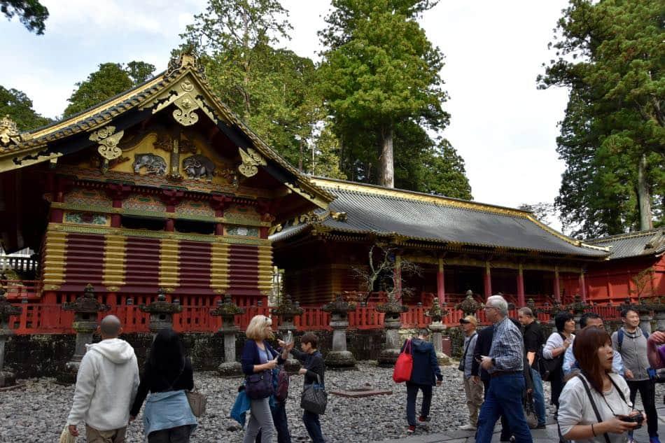 Santuario di Toshogu, Nikko