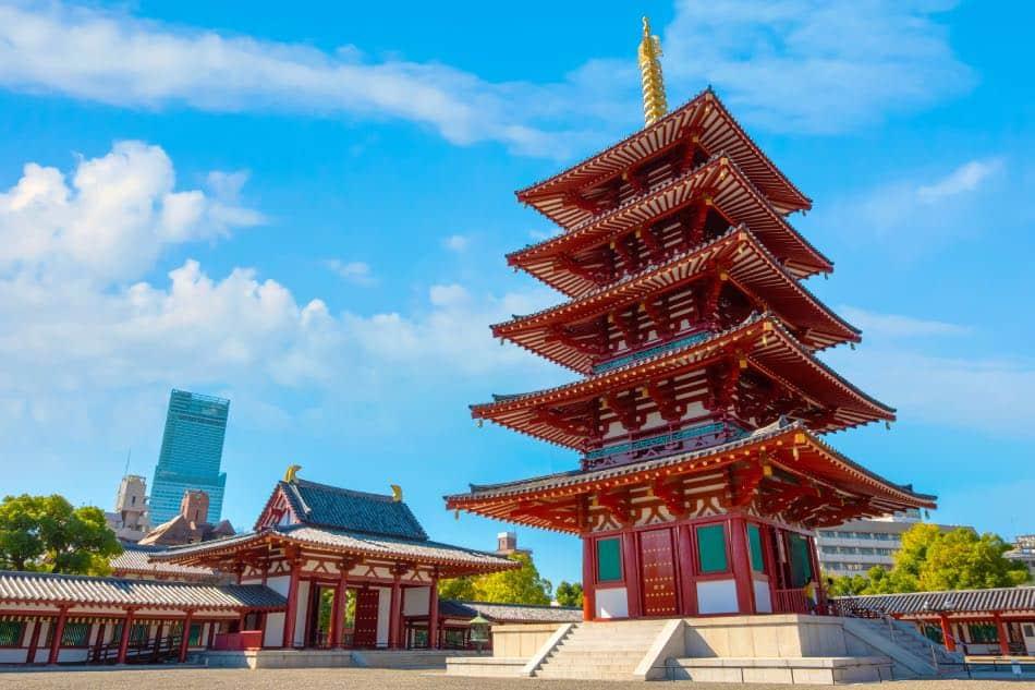 Tempio Shitenno-ji