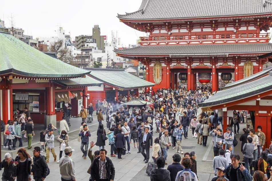 Tempio Sensoji, Asakusa