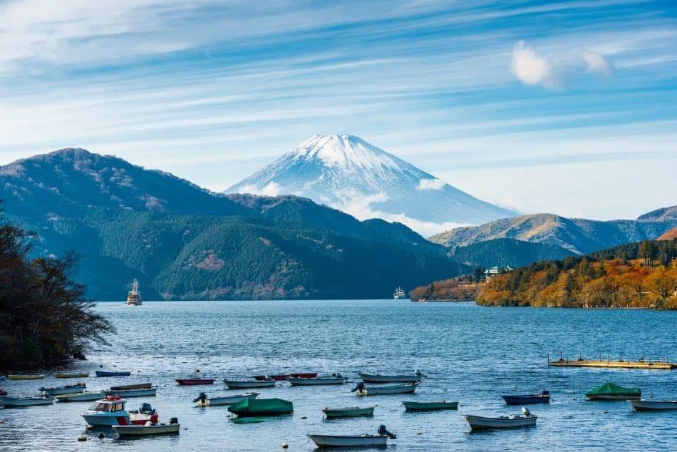lago di Ashinoko