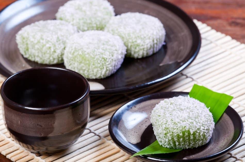 Mochi o palle di riso