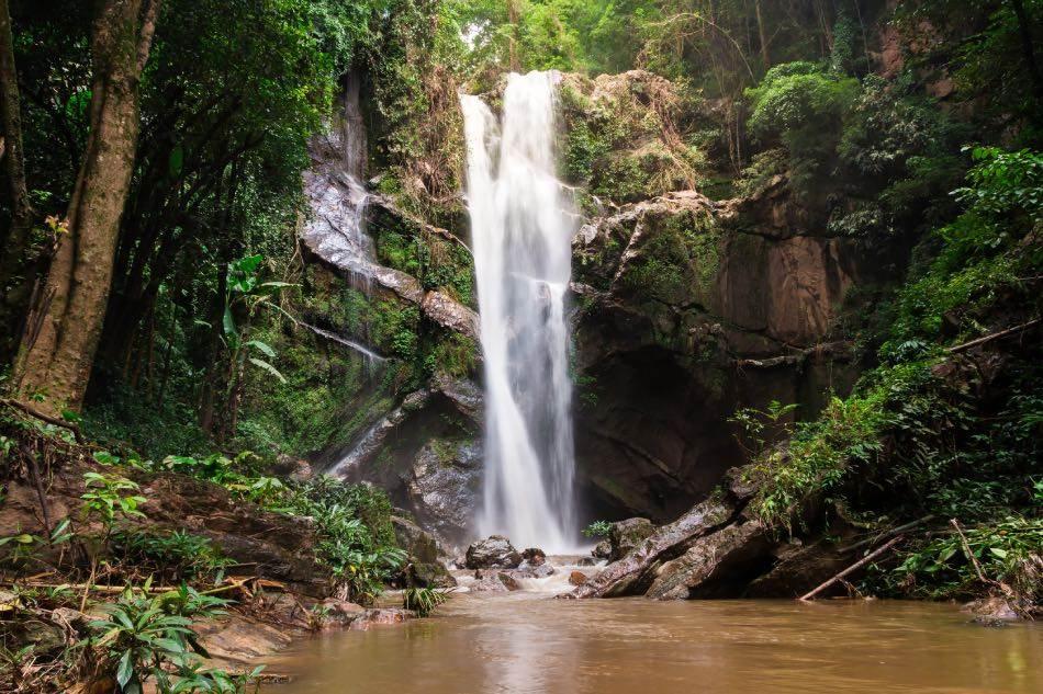 Parco Nazionale Doi Suthep Pui