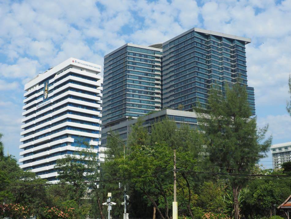Re Chulalongkorn Memorial Hospital a Bangkok