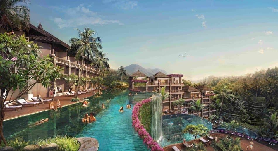 Ubud Bali, Hotel con Spa e Piscina