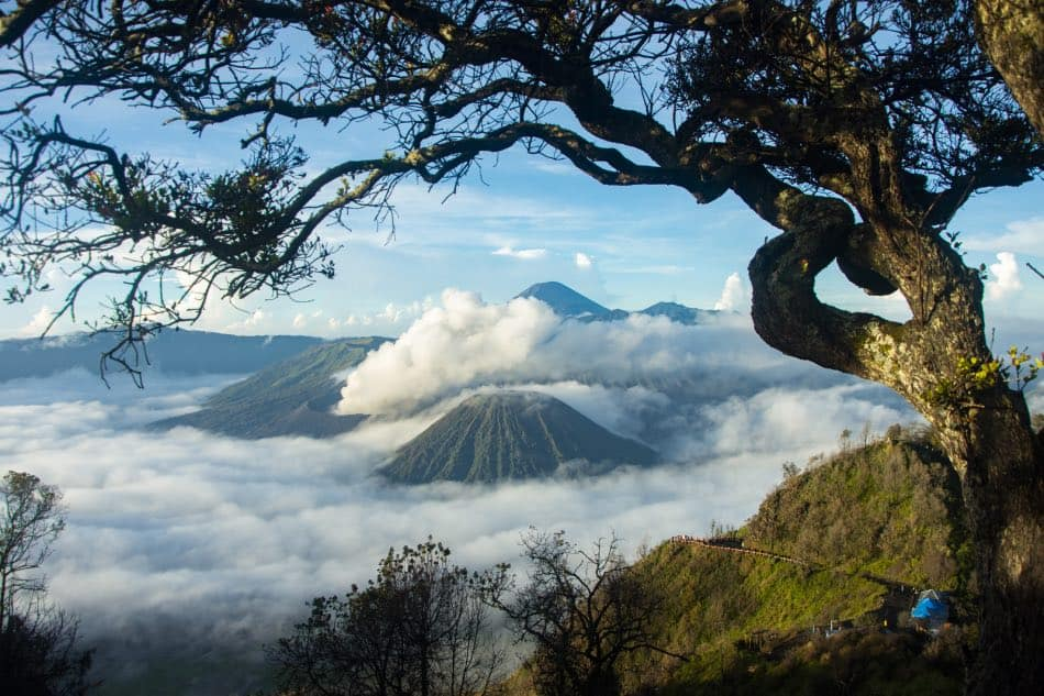 Vulcano Di Bromo