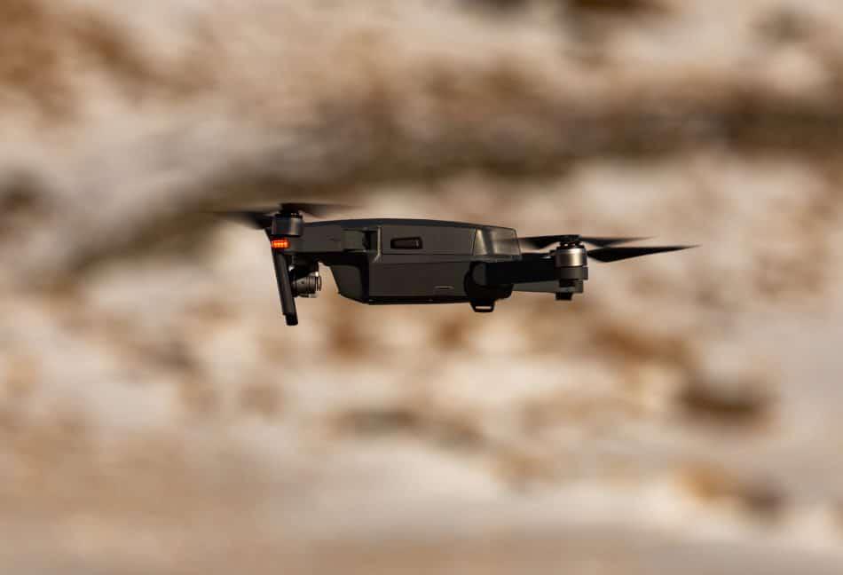 Drone leggero per viaggiare