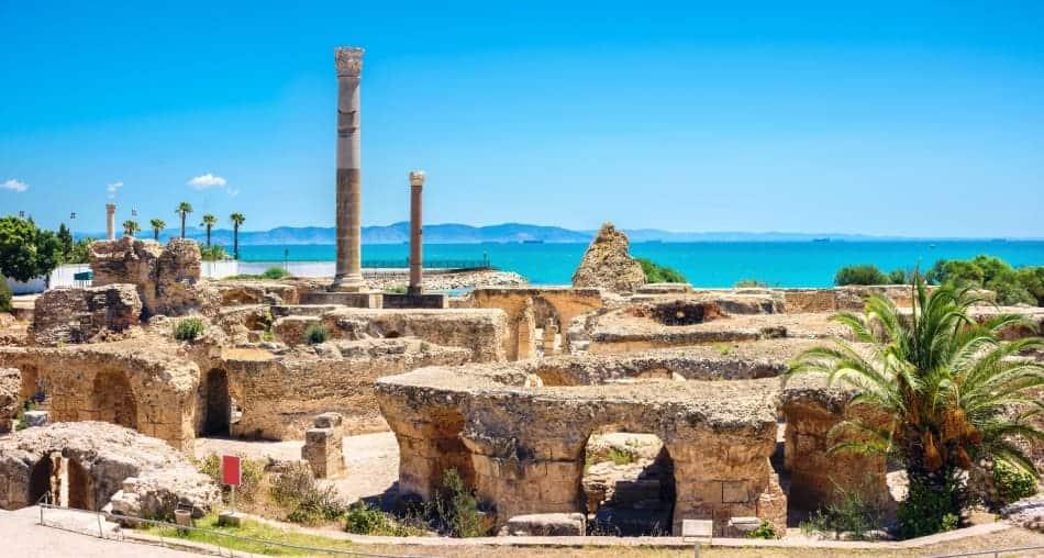 Pensione Lorda In Tunisia