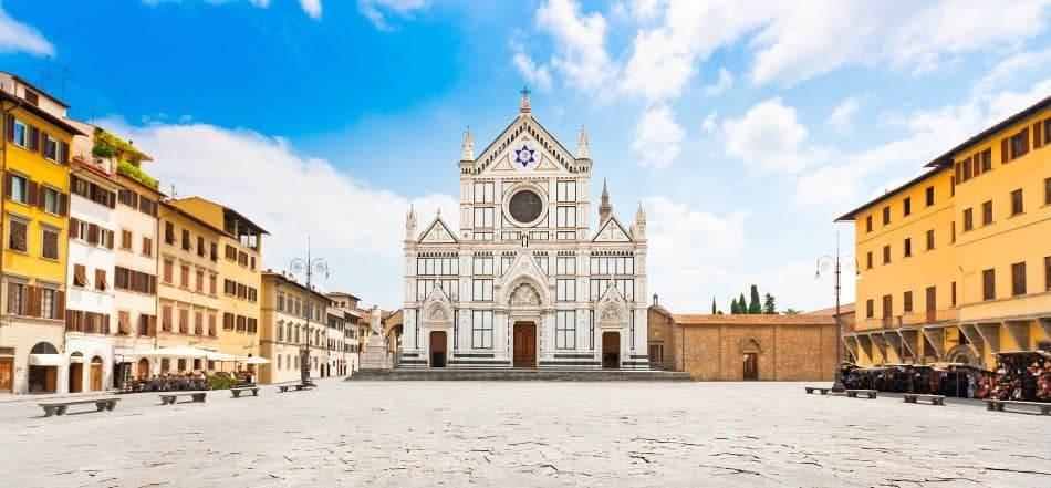 Basilica di Santa Croce, Firenze