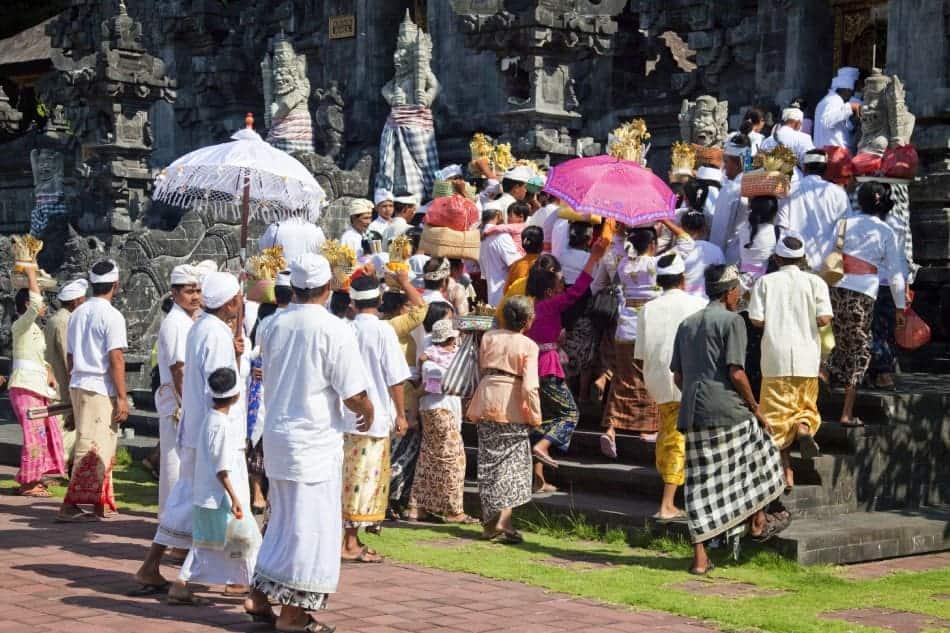 Tempio Pura Goa Lawah, Bali, Indonesia