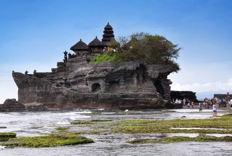 tempio indù di Tanah